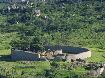 Great Zimbabwe National Monument, UNESCO World Heritage Site, Zimbabwe, Africa