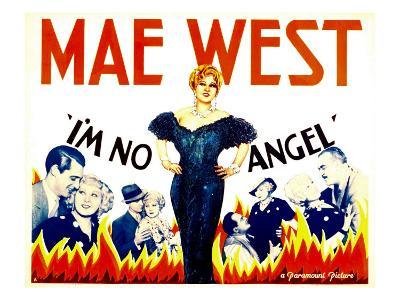 I'm No Angel, Cary Grant, Mae West, Mae West, 1933