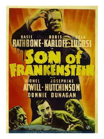 Son of Frankenstein, 1939