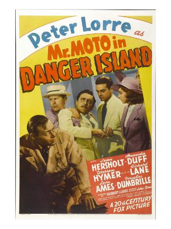 Mr. Moto in Danger Island, 1939