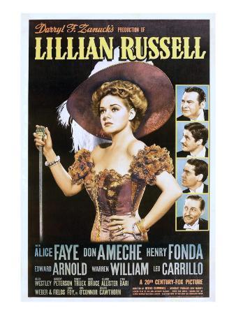 Lillian Russell, 1940