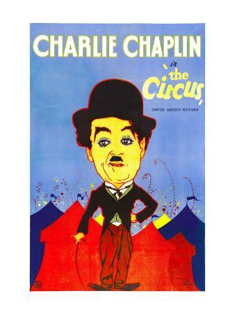 The Circus, Charlie Chaplin, 1928