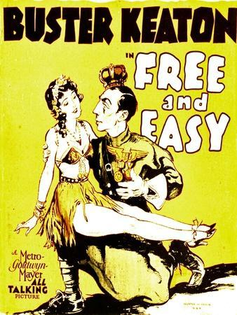 Free and Easy, 1930