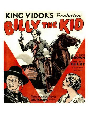 Billy the Kid, 1930
