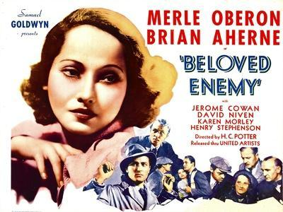 Beloved Enemy, 1936