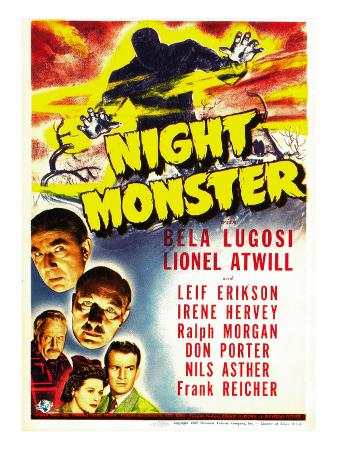 Night Monster, 1942