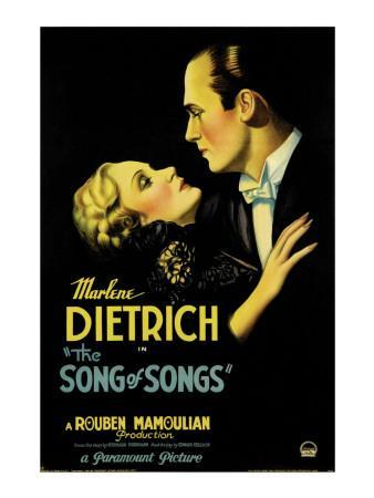 Song of Songs, 1933
