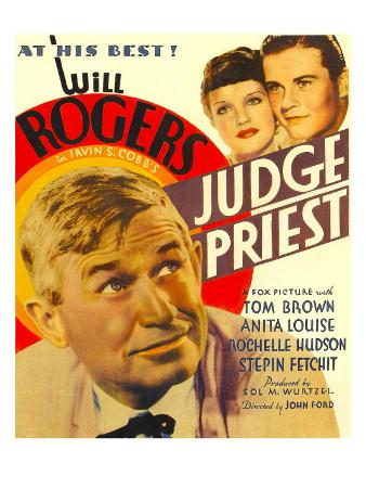 Judge Priest, 1934