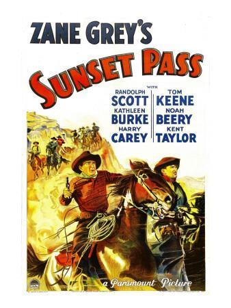 Sunset Pass, 1933