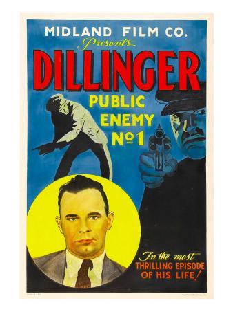 Dillinger, John Dillinger, 1934