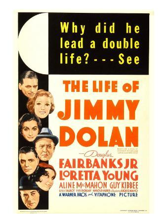 The Life of Jimmy Dolan, 1933