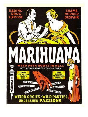 Marihuana, (aka Marihuana, the Weed with Roots in Hell!), 1936