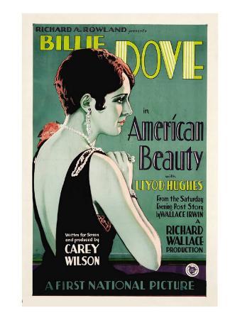 The American Beauty, (Aka American Beauty), Billie Dove, 1927