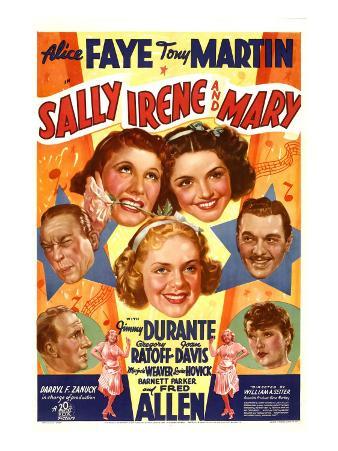 Sally, Irene and Mary, 1938