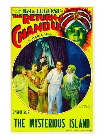The Return of Chandu, 1934