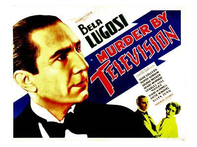 Murder by Television, 1935