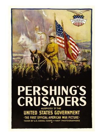 Pershing's Crusaders, 1918