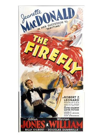 The Firefly, Jeanette Macdonald, 1937