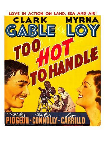 Too Hot to Handle, 1938