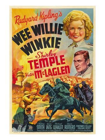Wee Willie Winkie, 1937