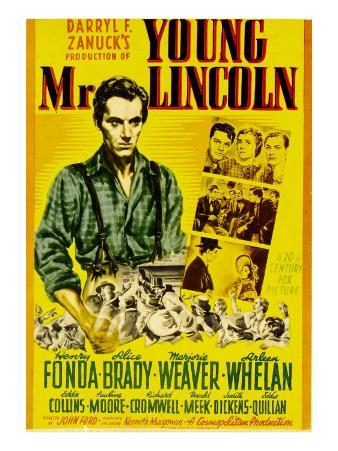 Young Mr. Lincoln, 1939