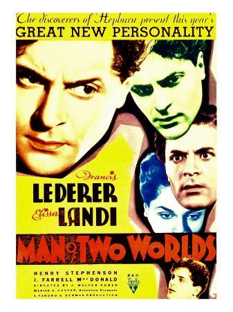 Man of Two Worlds, 1934