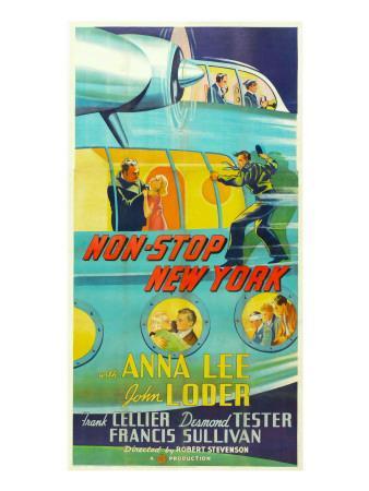 Non-Stop New York, 1937