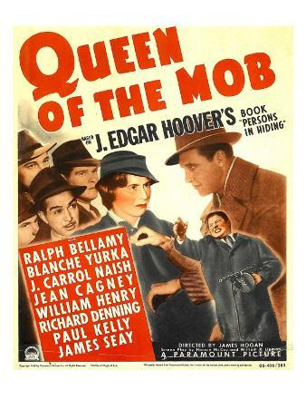 Queen of the Mob, 1940