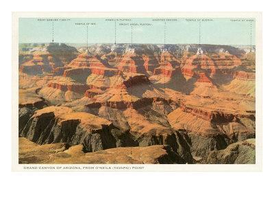 Yuvapai Point, Grand Canyon