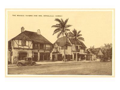 Waikiki Tavern, Honolulu, Hawaii
