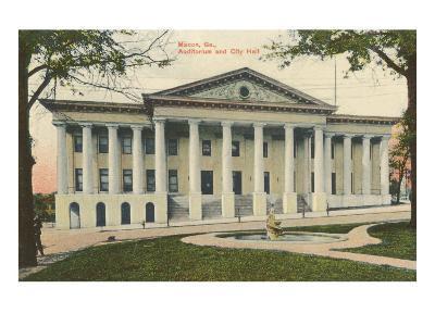 City Hall, Macon, Georgia