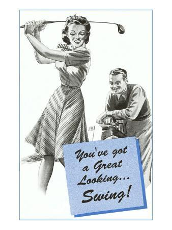 You've got a Great Looking...Swing