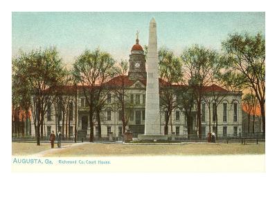 Courthouse, Augusta, Georgia