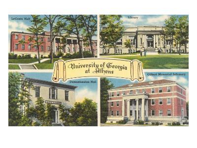 University, Athens, Georgia