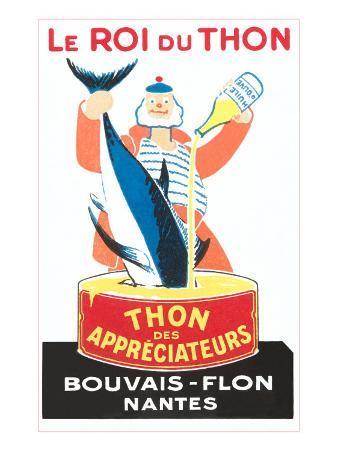 French King of Tuna, Graphics