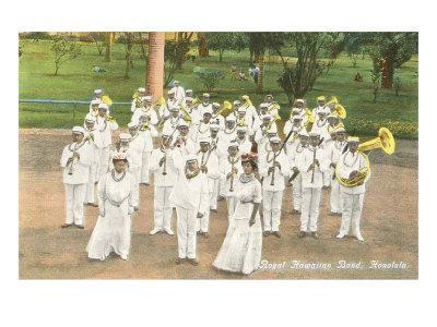 Royal Hawaiian Band, Honolulu, Hawaii