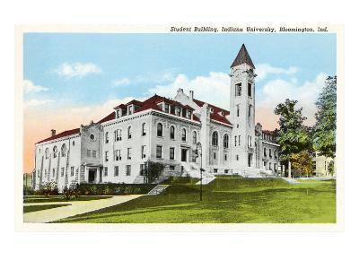 Student Building, University, Bloomington, Indiana