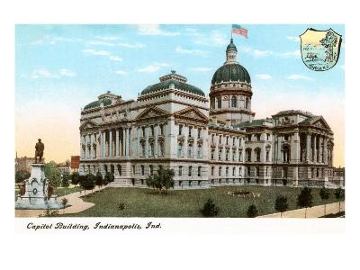 State Capitol, Indianapolis, Indiana