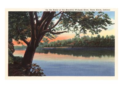 Wabash River, Terre Haute, Indiana