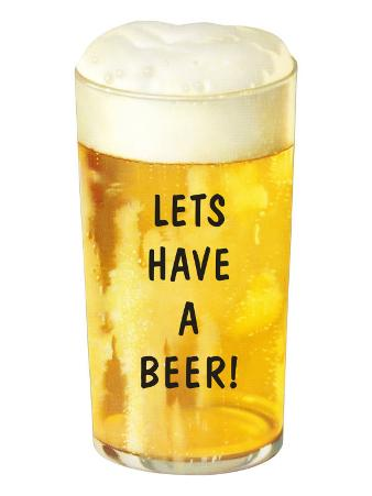 Let's Have a Beer!