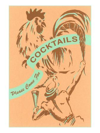 Please Come for Cocktails
