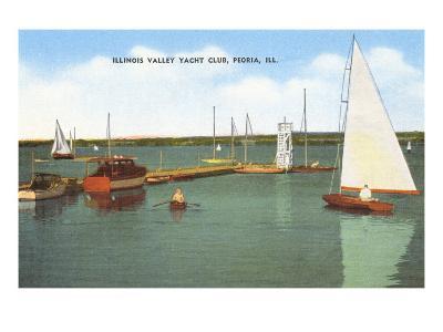 Yacht Club, Peoria, Illinois