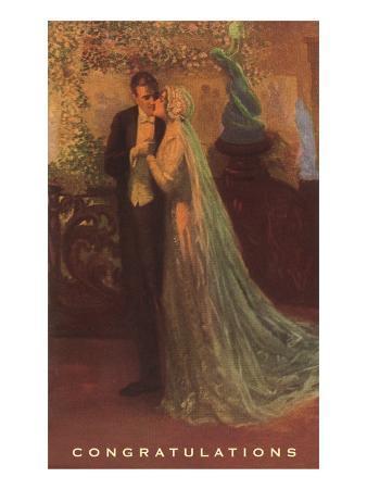 Congratulations, Bride and Groom
