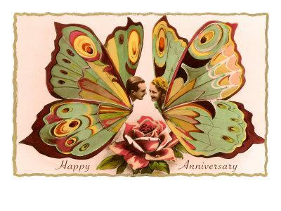 Happy Anniversary, Butterfly People