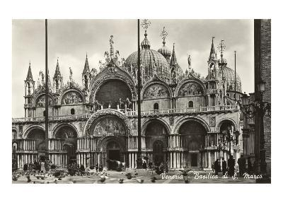 St. Mark's Basilica, Venice, Italy, Photo