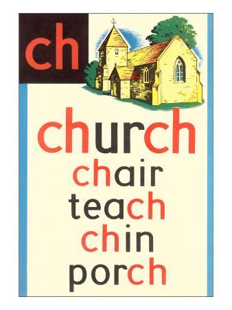 CH for Church