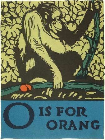 O is for Orang