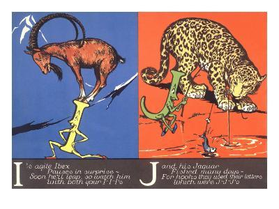 Ibex and Jaguar