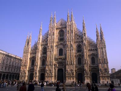 Duomo Church, Milano, Italy