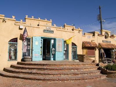 Old Town Chili Patch Store, Albuquerque, New Mexico, USA